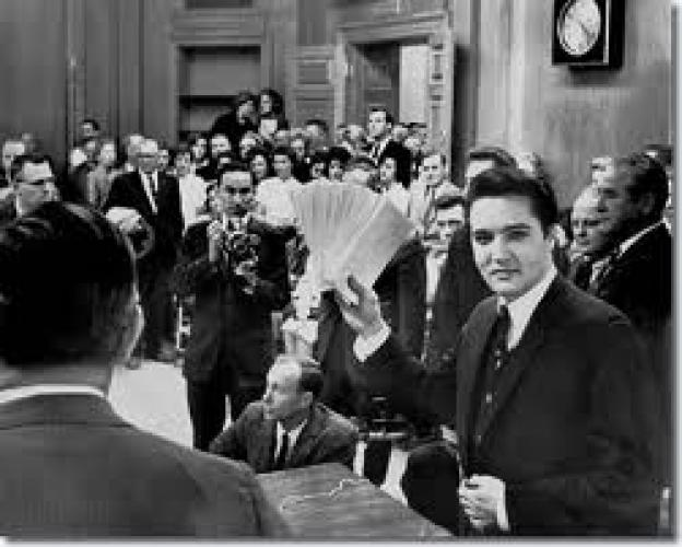Image result for Elvis Presley and Buford Ellington