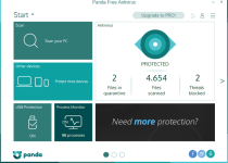 Panda線上掃毒 雲端防毒軟體 Panda Free Antivirus 2016