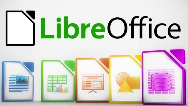 LibreOffice Word,Excel,PowerPoint 免費軟體下載