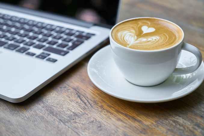 開工咖啡 買一送一活動 再忙也要和同事喝一杯