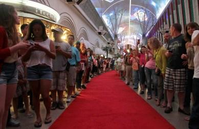 Rec Carpet Parade 'Route