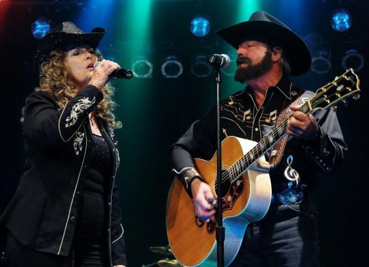 Shelly & David West (Sue Rivera & David Purcell)