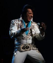 Las Vegas Elvis Fest Day 3 Pompadour