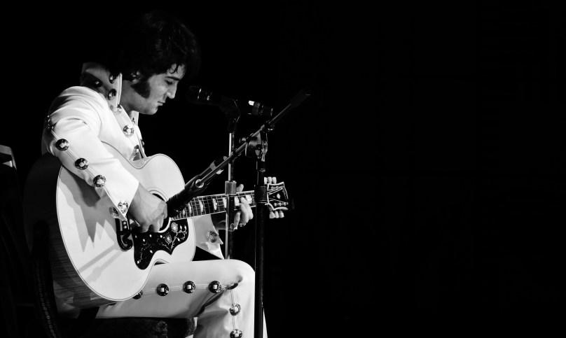 Ben Portsmouth as Elvis