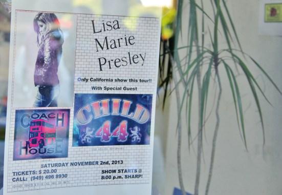 Lisa Marie: Storm & Grace Tour