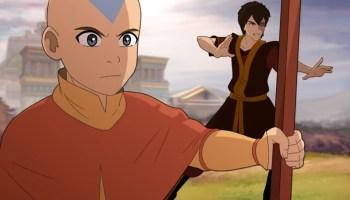 Avatar Aang, Zuko y Korra llegan a Smite