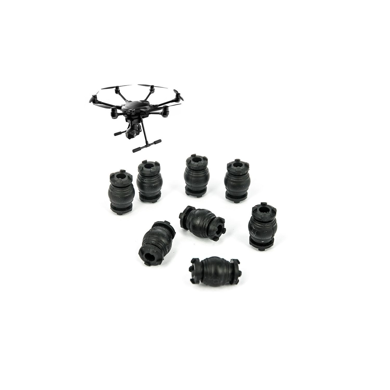 Amortiguadores De Gimbal Para El Drone Yuneec Typhoon H