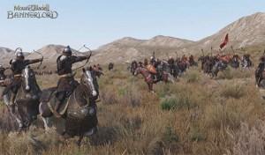 الإعلان عن تاريخ إصدار لعبة Mount Blade 2: Bannerlord
