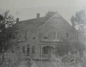 Historic Manor Photo