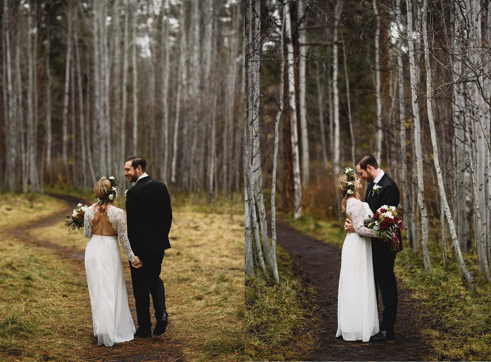 Bend Oregon Elopement Small Wedding Places Locations