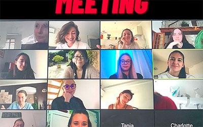 Le lunch Meeting des étudiants de Cannes