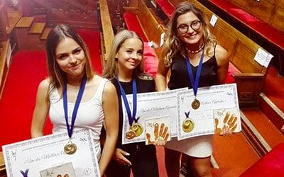 Meilleur Apprenti de France : nos étudiantes diplômées