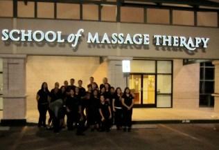 Nevada School of Massage Therapy 2013