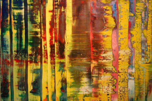 Gerhard Richter Part Ii Elyse Snow