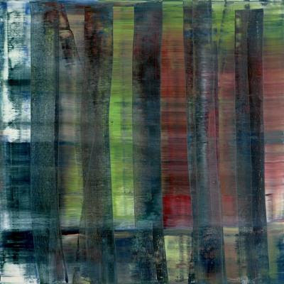 Gerhard Richter Retrospective at Centre Pompidou, Paris (4/6)