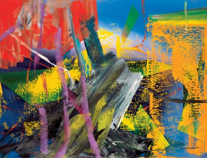 Gerhard Richter Retrospective at Centre Pompidou, Paris (5/6)