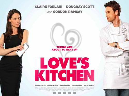 Most romantic film #61: Love's Kitchen (2011) (1/3)