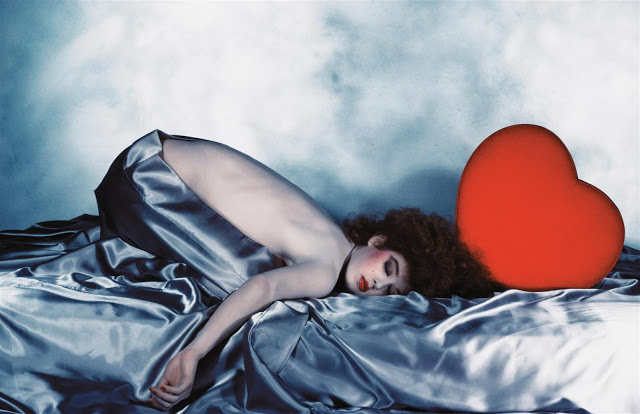 Why You Need To Hold Off On Your New Years Plans | elyshalenkin.com | photo by Guy Bourdin