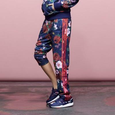 Rita Ora Roses Track Pants $80