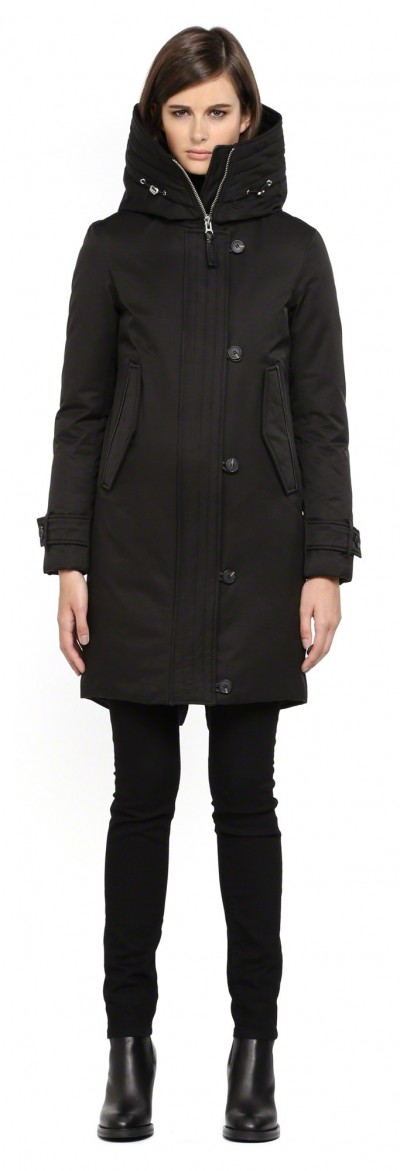 Mackage Villa  WINTER Down Parka With Hood