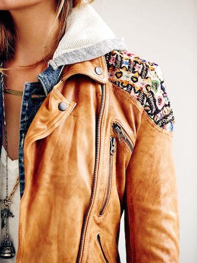 Smooth Like Butter Leather Jackets| elyshalenkin.com | MindBodySoul Stylist