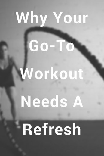 Switching up your go-to workout could be key to getting the results that make you look and feel amazing so you move through life with confidence and ease.