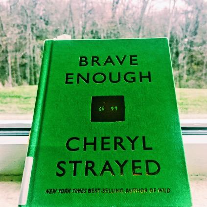 Go Read: Brave Enough   elyshalenkin.com