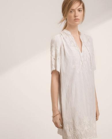 6 Summer Dresses To Make Getting Dressed A Breeze | elyshalenkin.com | Mind Body Soul Stylist