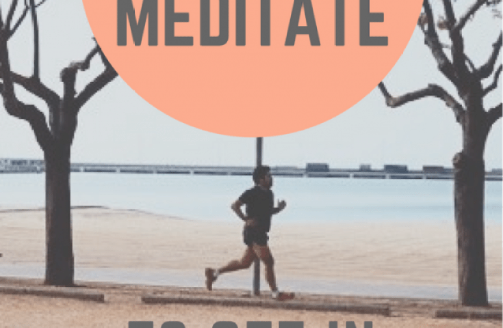 Movement meditation is a great option for those who get antsy when seated. By connecting the mind and body in movement, we can achieve a quiet mind.