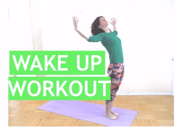 Streaming Fitness Review: Cardio Yoga Dance Fusion |elysha living | elyshalenkin.com
