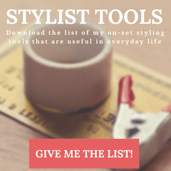 FREE DOWNLOAD! Get my stylist tools to improve your daily life.