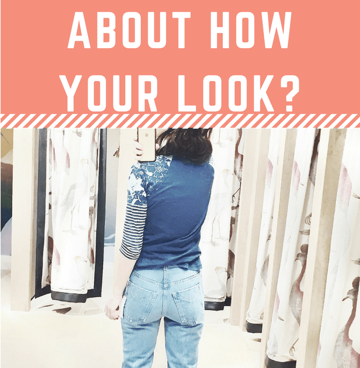 The battle between the body and the wardrobe often creates a weight obsession that makes life stressful for many women when they get dressed each morning.