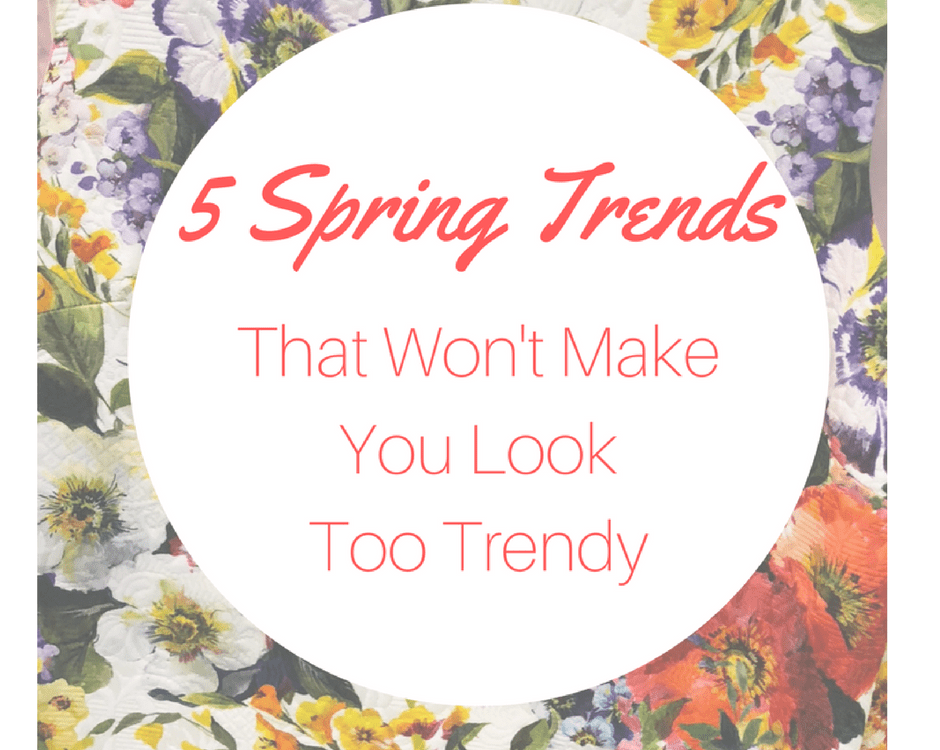 Learn which style trend will work best for you so rather than look like you're trying hard to be trendy, you'll update your style with trends that fit your body, your taste and your life.
