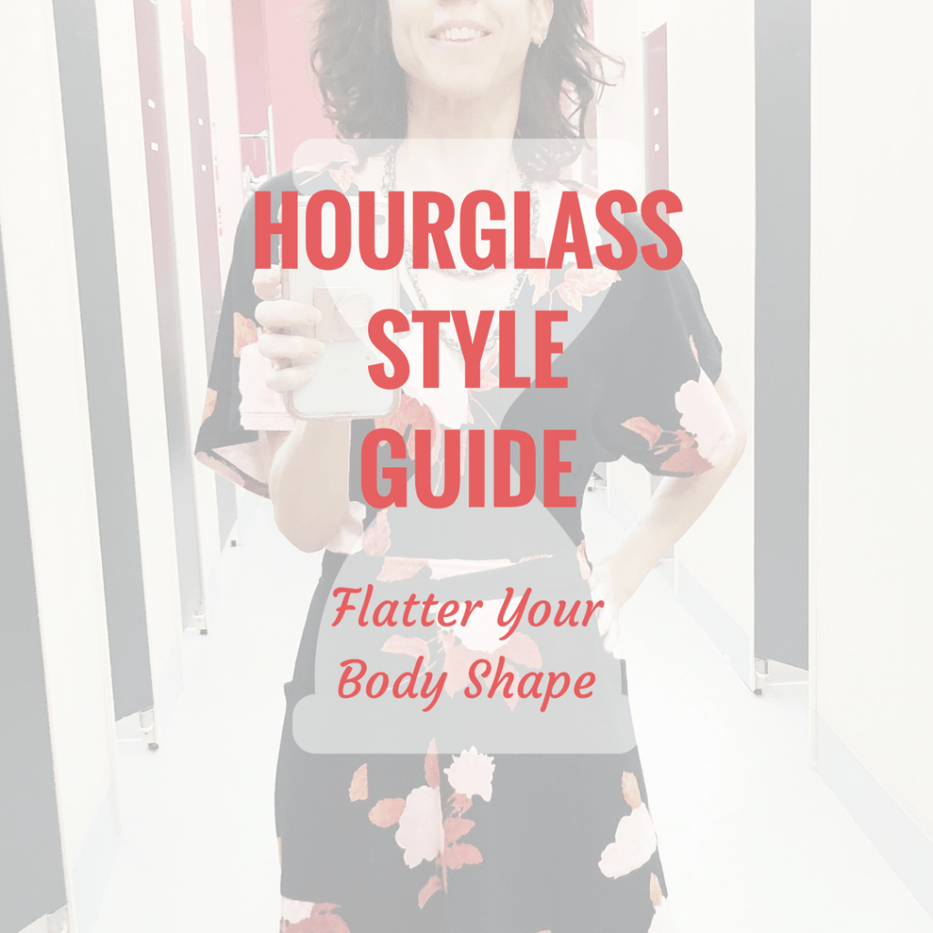 You have an hourglass body shape if your bust and hips are about the same width, and you have a defined waist.Some hourglasses gain weight evenly through their bodies, others may find it goes to their bust, hips or thighs. Read on for outfit inspiration and styling ideas for what to wear that will flatter your body best.