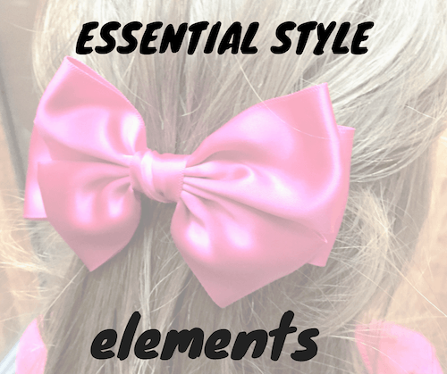 To help you understand how to look your best, here are the four foundational elements that allow you to define your style.