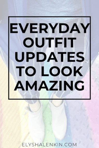 With a few easy updates you can turn your comfy outfits into polished and put together looks. Read on for the style tips that show you how to do it!