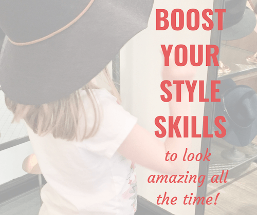 Most women want to look their best. But they all don't have a strong fashion sense. The good news is you don't need one! You can learn how to have style!