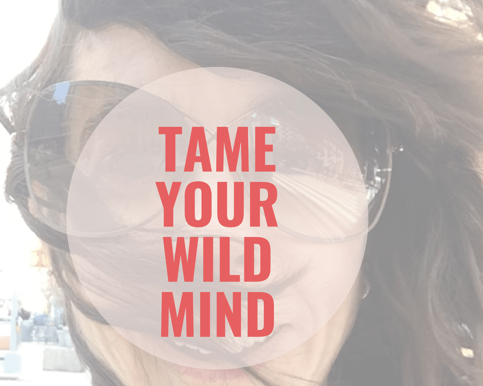 By learning how to control the monkey mind, we stop believing our negative thoughts. Read how to tame your brain, and be more confident in your life.