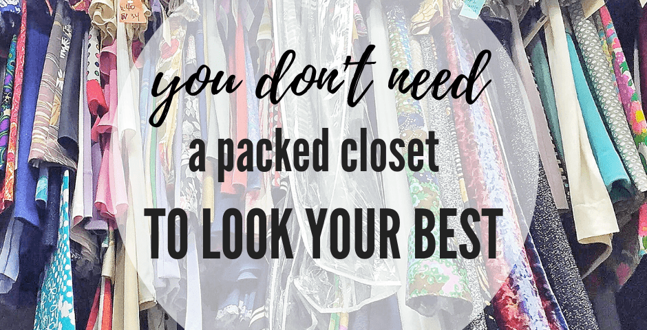 Here's the style advice that will make a huge difference in how you look: go beyond buying new clothes and expensive skincare to update your appearance. Your personal style needs you to invest more in what's underneath. Take care of yourself by incorporating healthy habits and self care. Then you'll feel great about your personal style and love how you look.