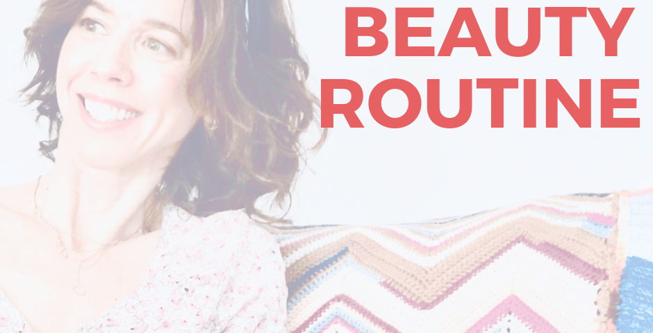 Feeling the pull towards a youthful glow from anti-aging products? I'm sharing my beauty secrets for an easy to manage makeup, skincare and hair routine.