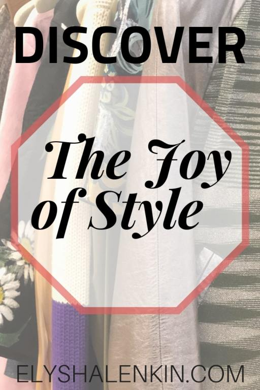 Could your style be more fun? If yes, you'll love this fashion advice where I share how to bring a sense of playfulness and vibrancy into what you wear. These style tips will help you understand why your style shouldn't be taken too seriously and how to lighten up and let your style come alive in with an attitude of joy.