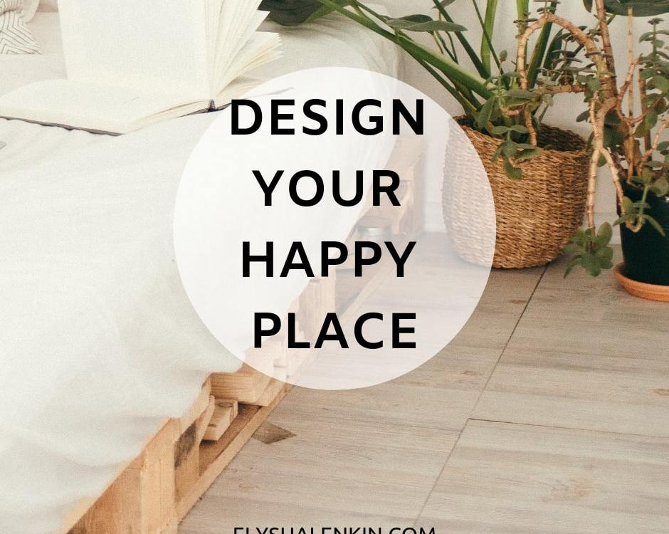 Learn how being intentional with your home design can make you happier in your life.