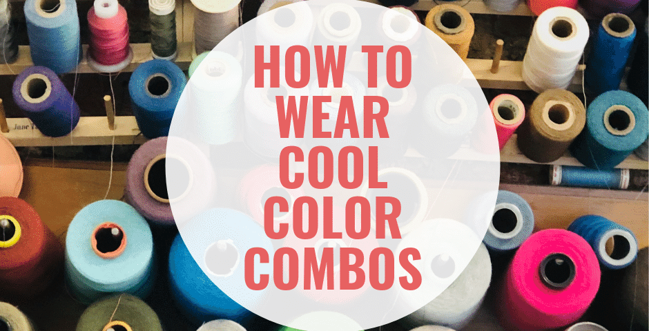 Let's mix things up and experiment with cool color combos for a not so basic style. Click for fashion inspiration on how to wear different colors together and achieve a unique look in your outfit. #womensstyle #fashion #whattowear #color #style