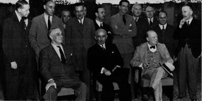 第二次開羅會議(1943)與所謂的「開羅宣言」
