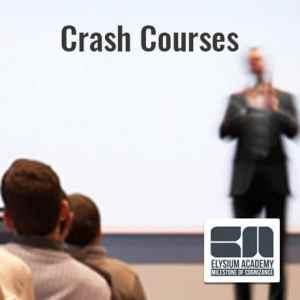 Crash Courses