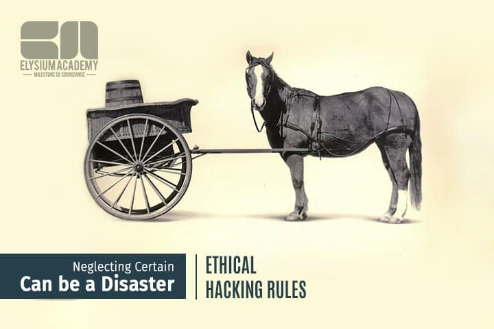 ethical hacking rules