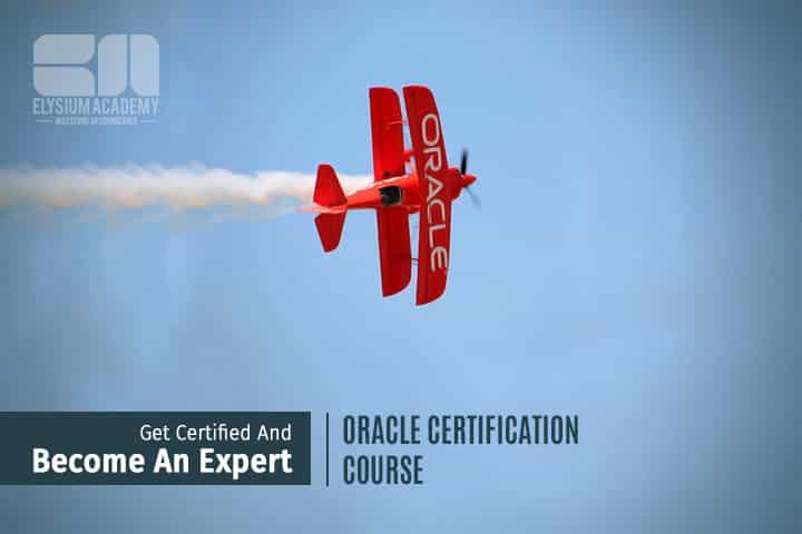 Oracle Certified Expert