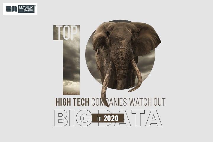 Companies Using Big Data