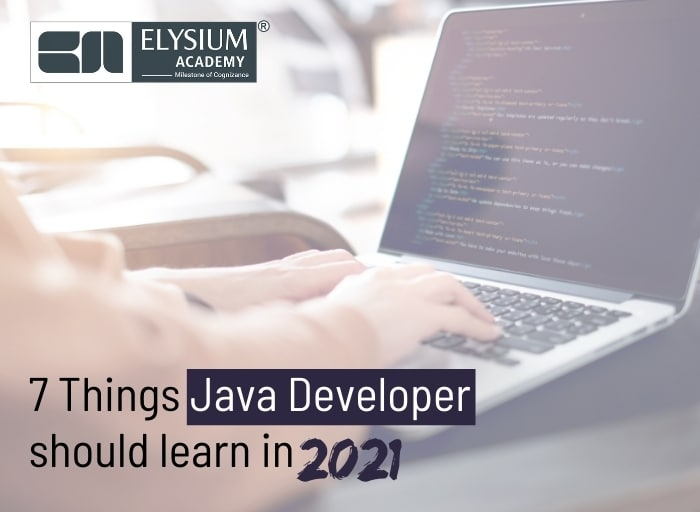 Java Developer Skills - 2021