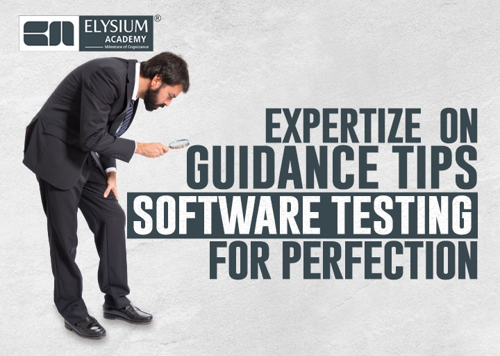 software testing for perfection